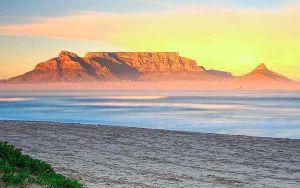 Столовая гора в Кейптауне – одно из 7 чудес света
