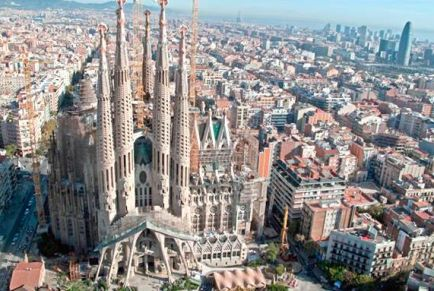Ода Барселоне – жемчужине испанской короны