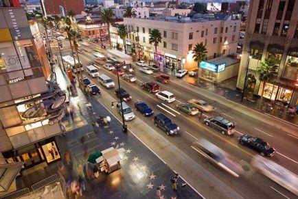 Лос-Анджелес: блеск города ангелов