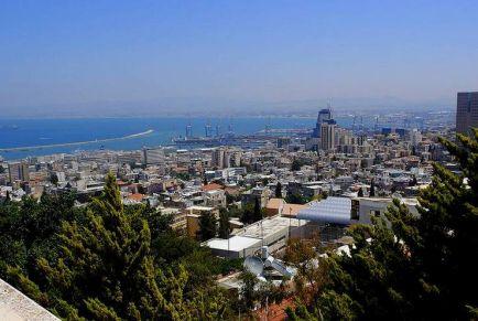 Хайфа – очарование Израиля
