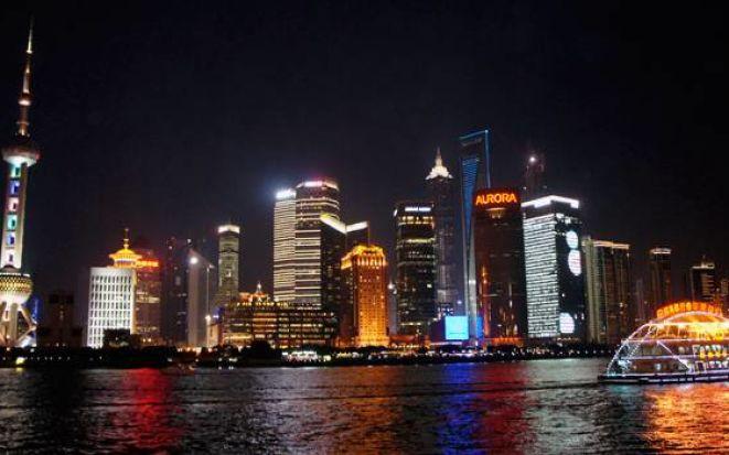 Удивительный Шанхай – город над морем