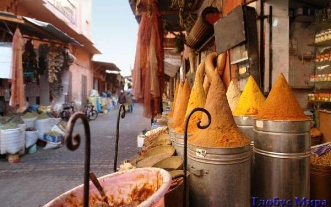 Марокко: ожившая сказка «1001 ночи»