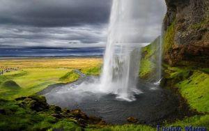 Водопады Исландии: мощь непокорного потока