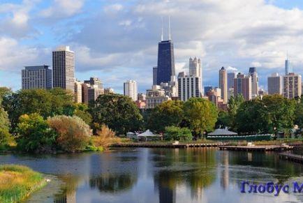 Чикаго: прикосновение к американской мечте