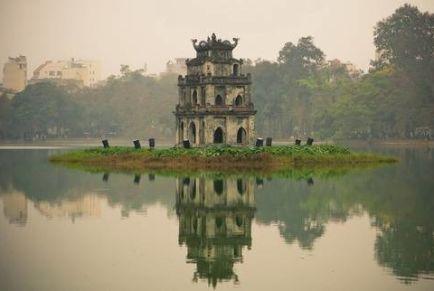 Ханой – город взлетающего дракона
