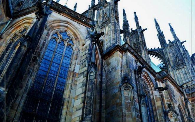 Готические тайны Собора Святого Вита в Праге