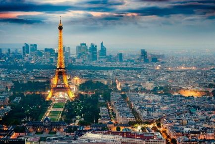 Что посетить в Париже: главные достопримечательности