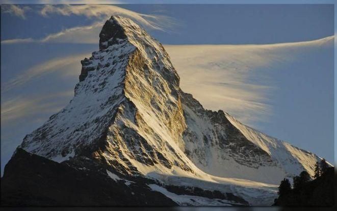 Маттерхорн: последний приют альпиниста