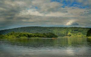 На серебряной реке: сплав по Вишере
