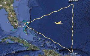 Нераскрытая тайна Бермудского треугольника