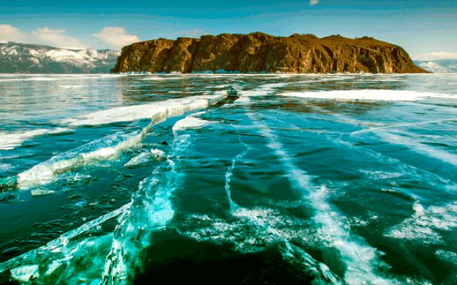 Байкал: самое глубокое озеро на планете