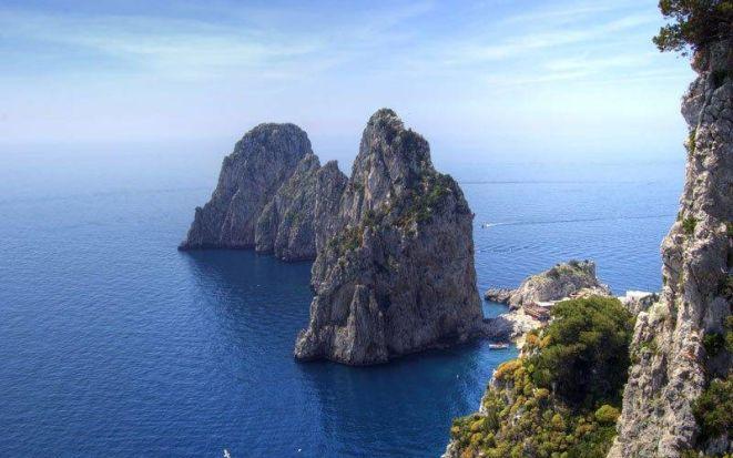 Капри: блаженная праздность на острове Голубой бухты