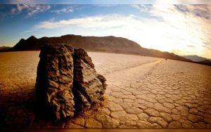 Долина смерти в Неваде: таинственная и пугающая страна