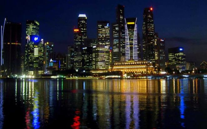 Сингапур – город-страна будущего