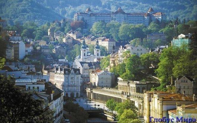 Карловы Вары: очаровательный курорт в самом сердце Европы