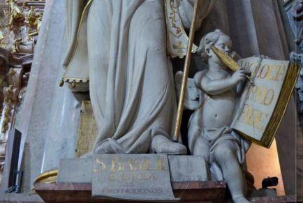 Гуляя по Праге: Церковь Святого Микулаша