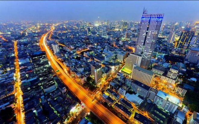 О Бангкоке: городе ангелов, королей и шопоголиков