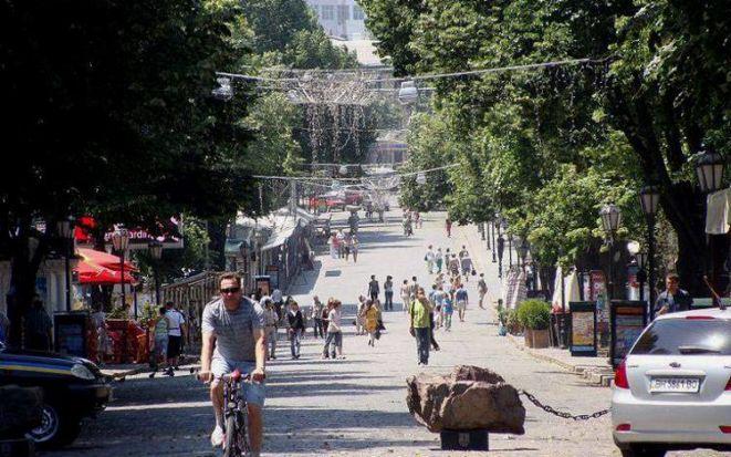 Есть город, который я вижу во сне…, или Одесские мотивы