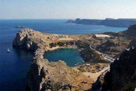 Родос: главные достопримечательности греческого острова