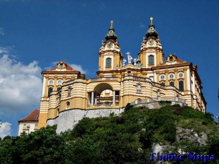 Аббатство Мельке (Австрия)
