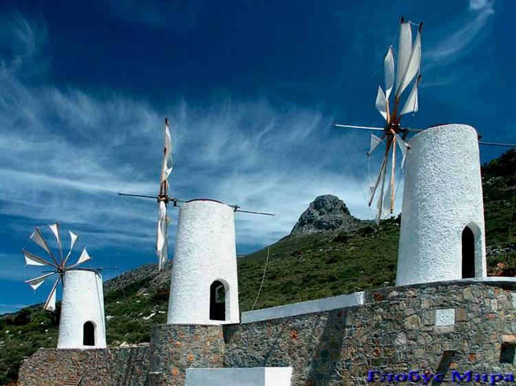 Центр туризма - Крит (Греция)