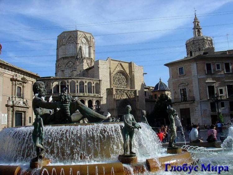 Католический собор Ла-Сео (Испания, Валенсия)