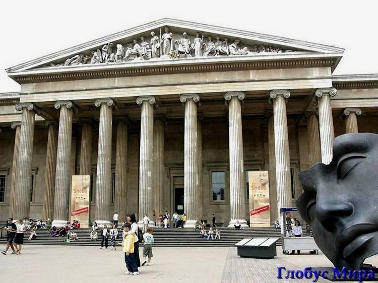 Достопримечательности: Музей Лондона