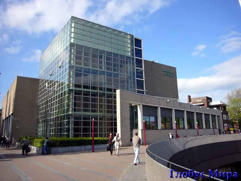 Музей Ван Гога (Амстердам)