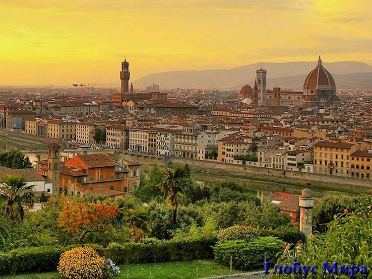 Золотой флорентийский час