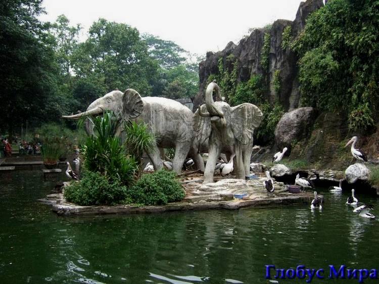 Достопримечательности Индонезии:Парк в провинции Ачех