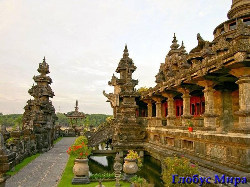Красоты Индонезии