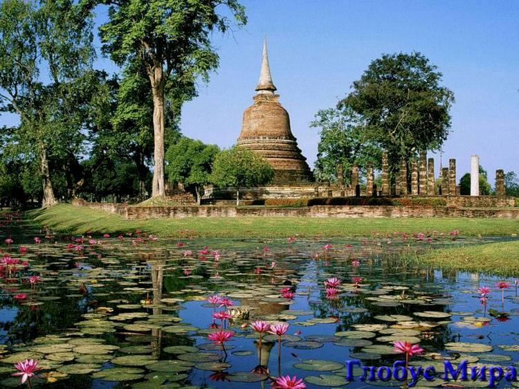 Прелести тайской природы