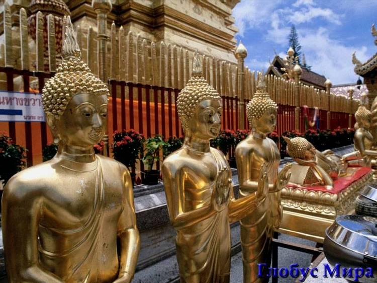 Ослепительный блеск Будд