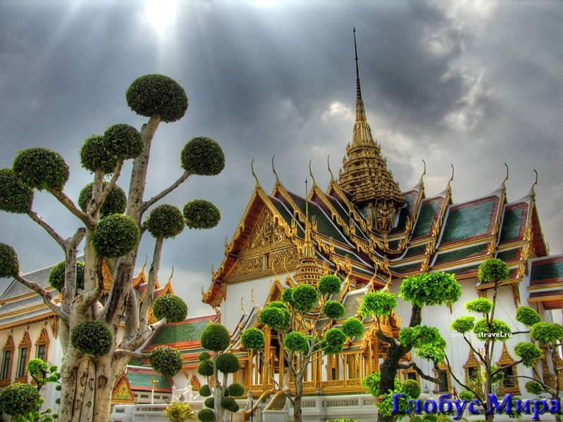 Невероятная архитектура столицы – королевский дворец