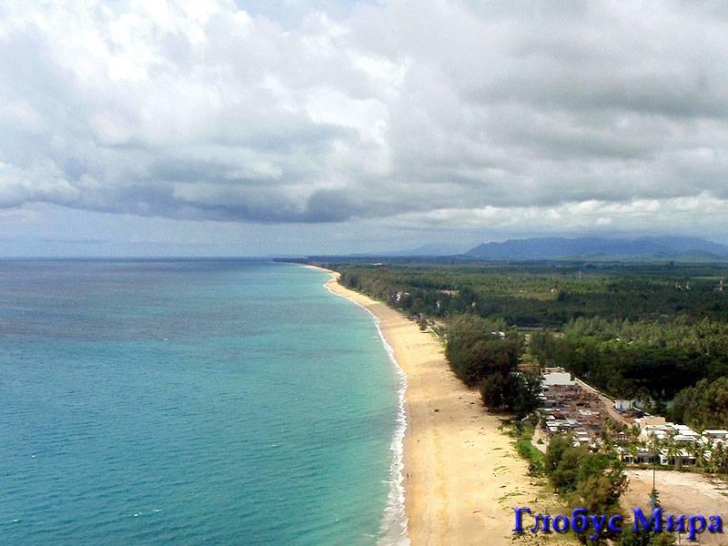 Достопримечательности: Пляж Май Кхао