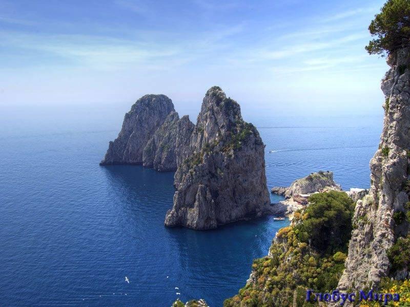 Благодатная Италия: Остров неги