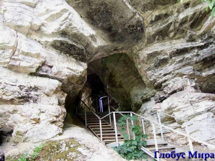 Ахтшырская пещера