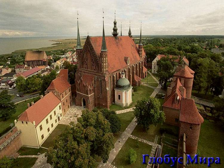 Старинные замки великолепной Польши
