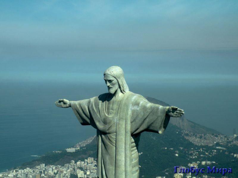 Монументальный Христос