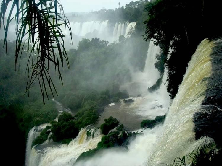 Водопады Фоз де Игуасу - ошеломительный вид!