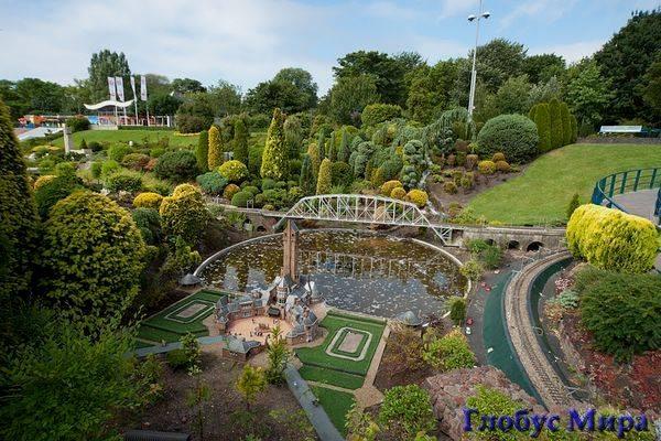 Парк миниатюр в Гааге