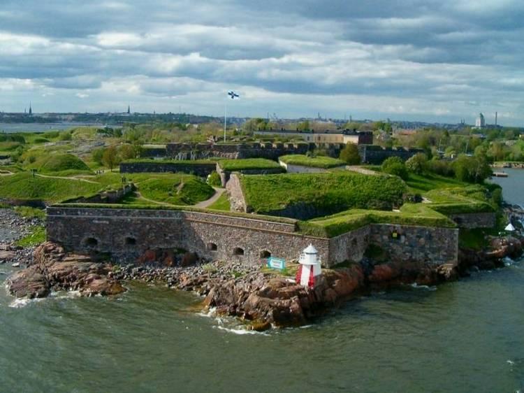 Достопримечательности: Морская крепость