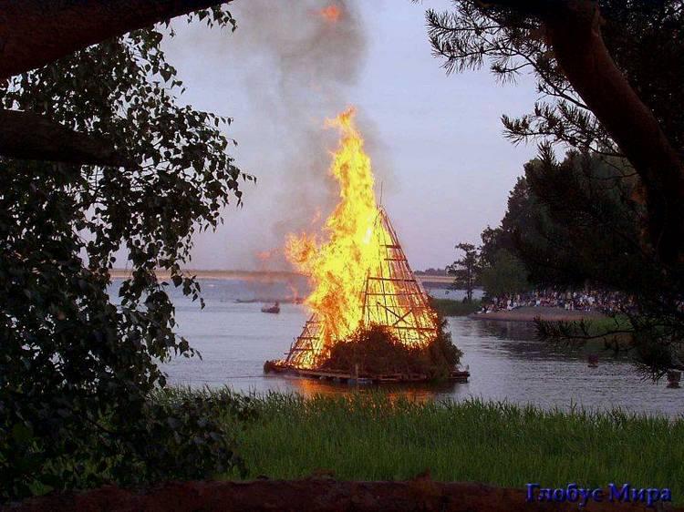 праздник Юханнус