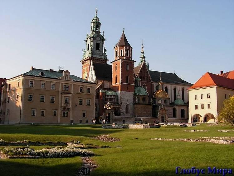 Краков: Старое место