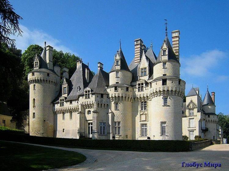 Замок Шинон