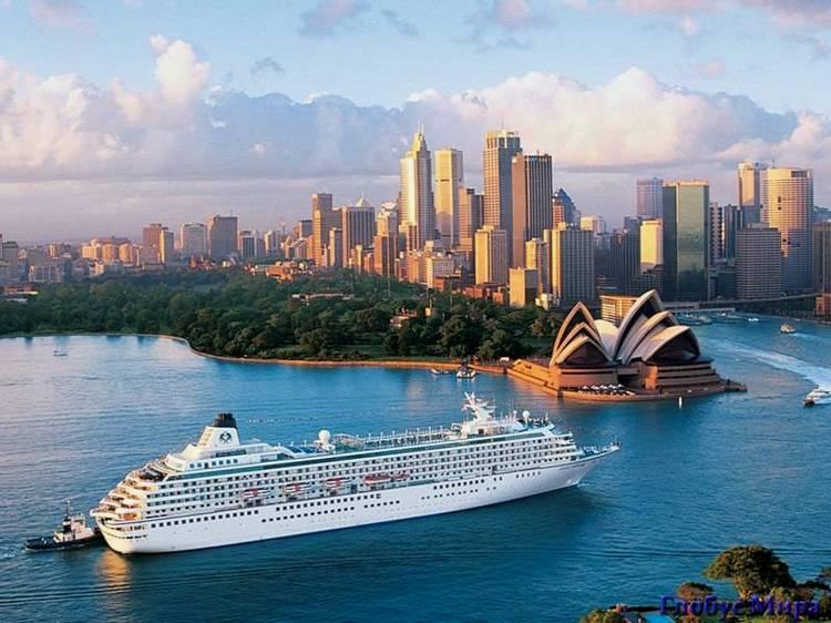 Достопримечательности Сиднея: панорама