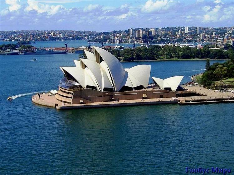 Достопримечательности Сиднея: Прекрасная гавань с видом на театр