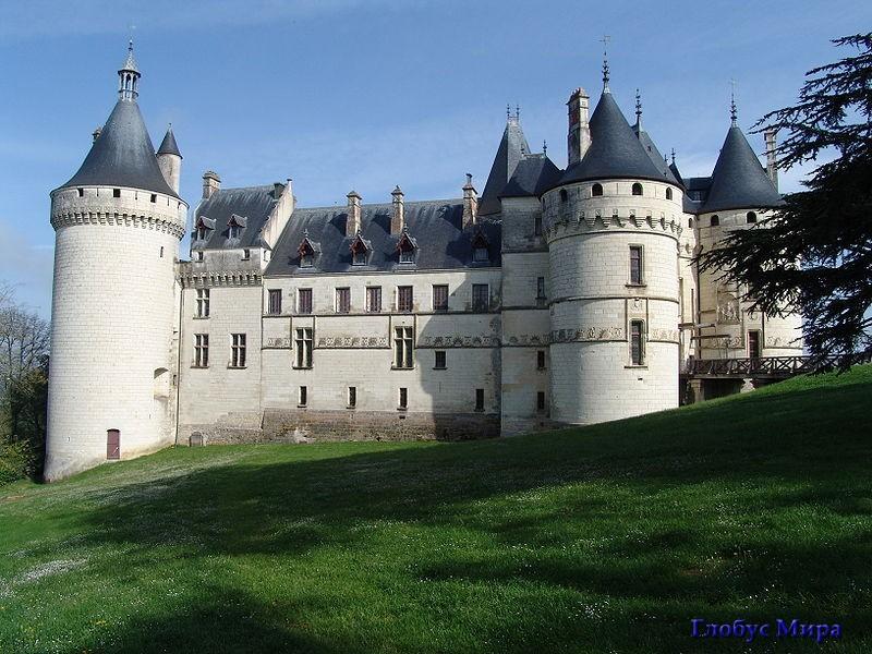 Старинные замки: Шомон
