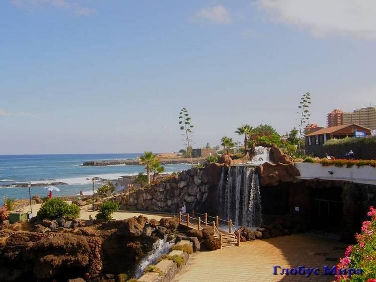 Пляж Плайя де Мартьянес
