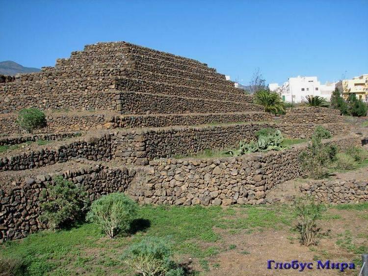 """""""Египетские"""" пирамиды"""